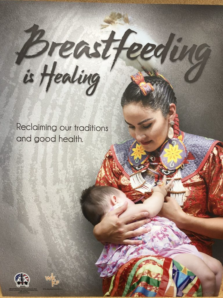 Breastfeeding Is Healing