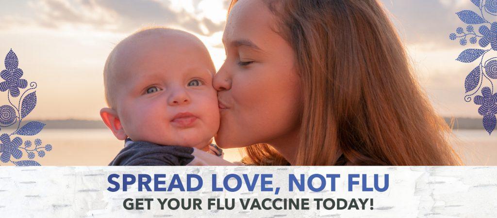 Flu-Vaccine-Social-Media-Banner_820x360_Spread Love, Not Flu