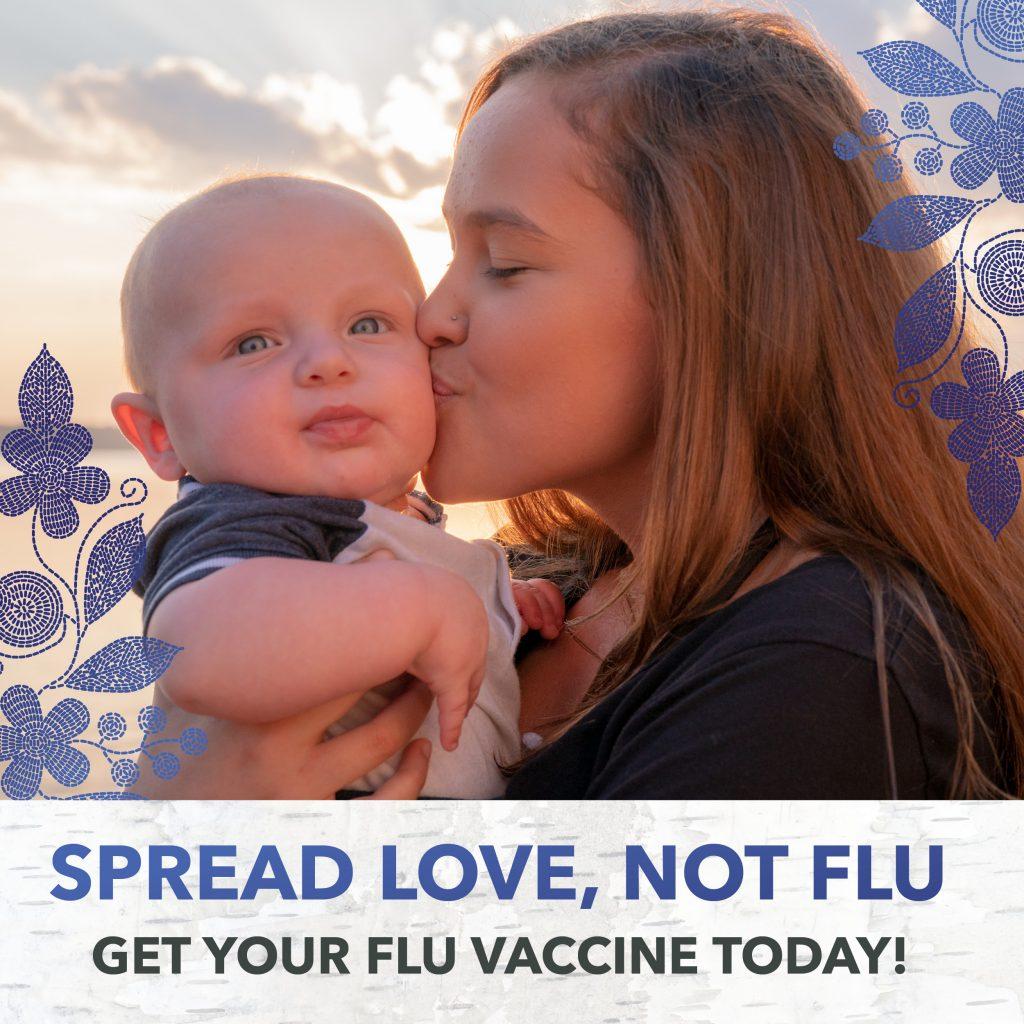 Flu-Vaccine-Social-Media-Square_1800x1800_Spread Love, Not Flu